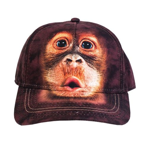 Baby Orangutan Baseball Cap - The Mountain®